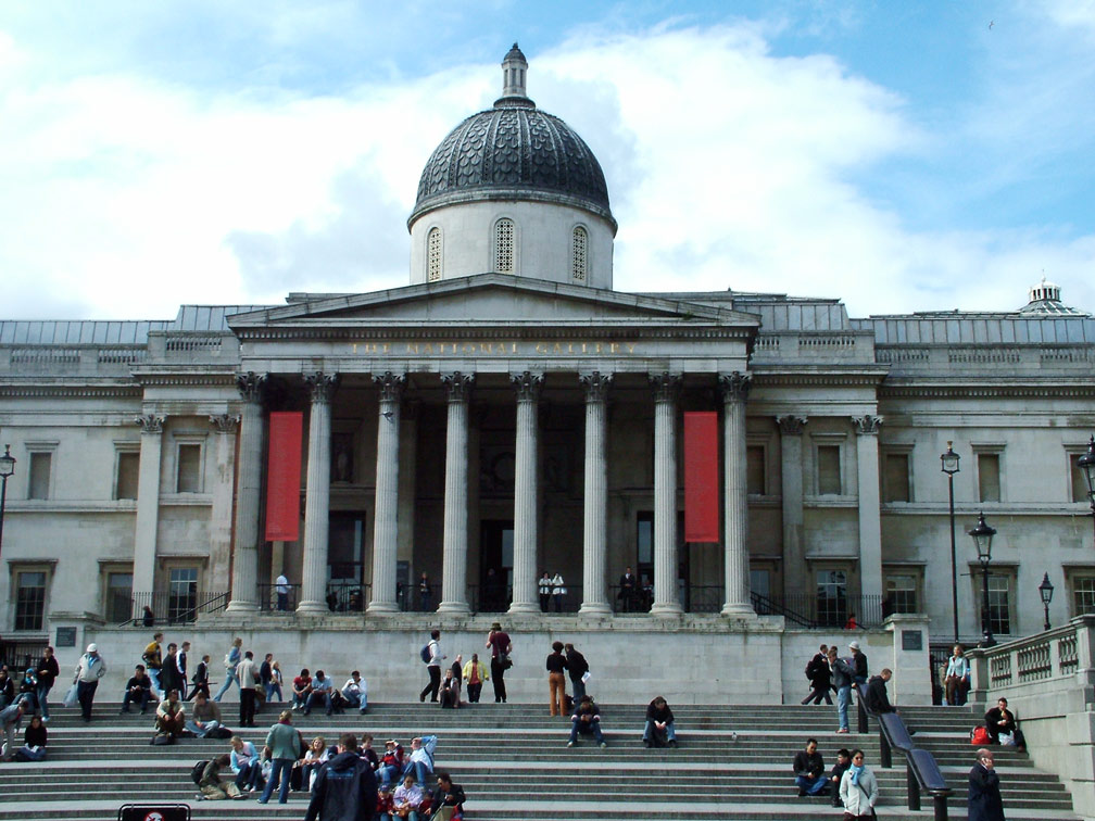 BEST ART GALLERIES IN EUROPE  BEST ART GALLERIES IN EUROPE national gallery london