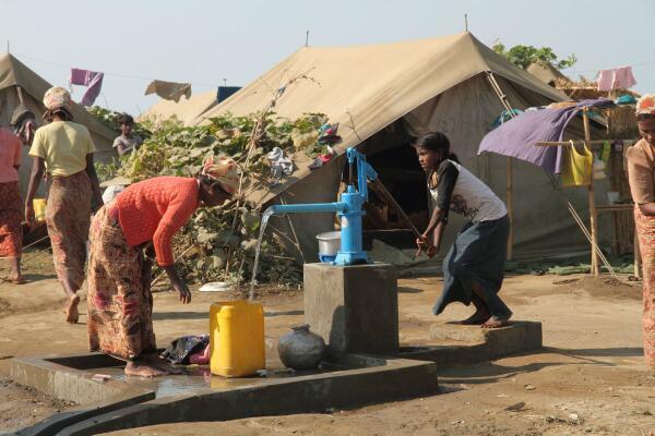 Australian aid at work in Rakhine State